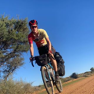One Kerryman's cycle from Cairo to Cape Town