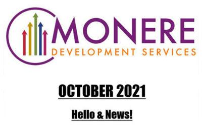 MONERE News October 2021